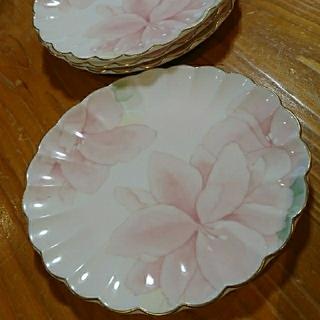 ニッコー(NIKKO)のニッコー ファインボーンチャイナ ケーキ皿 プレート(食器)