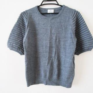 ランバンオンブルー(LANVIN en Bleu)のランバンオンブルー セーター サイズ38 M(ニット/セーター)