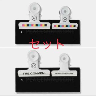 PEACEMINUSONE - THE CONVENI × peaceminusone 2個セット売り
