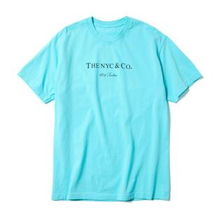 シックスティエイトアンドブラザーズ(68&brothers)の68&brothers ティファニーブルーTシャツ(Tシャツ/カットソー(半袖/袖なし))