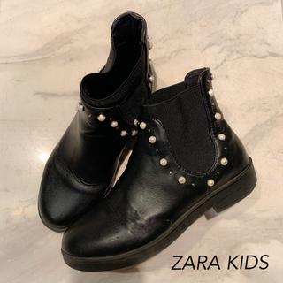 ザラキッズ(ZARA KIDS)のザラキッズ ブーツ(ブーツ)