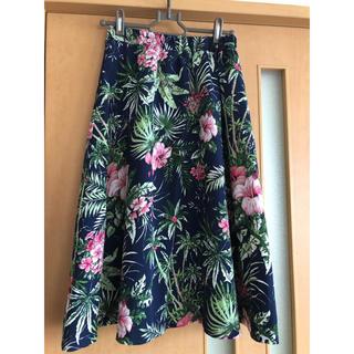 ローズバッド(ROSE BUD)のスカート(ひざ丈スカート)