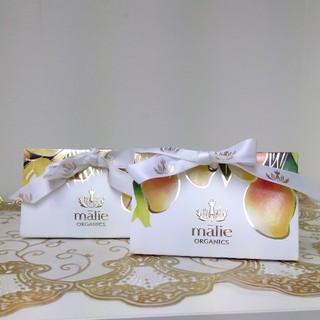 マリエオーガニクス(Malie Organics)のKurara様専用 マリエオーガニクス パフュームオイル 2個セット販売(香水(女性用))