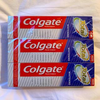 クレスト(Crest)のコルゲート Colgate トータルSF ホールマウスヘルス ホワイトニング (歯磨き粉)