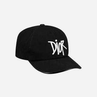 ディオール(Dior)の【新品】DIOR AND SHAWN コラボ キャップ(キャップ)