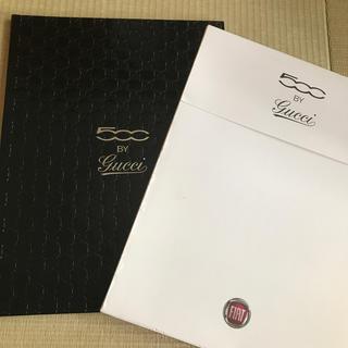 Gucci - fiat×gucci コラボカタログ フィアット