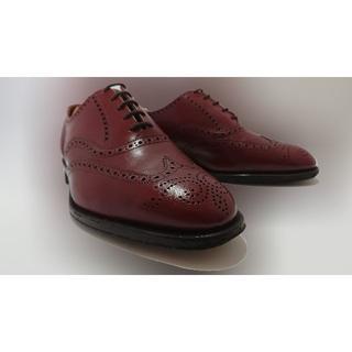 トリッカーズ(Trickers)の【俺の靴-202】★USED 美品 Tricer's/定6.5万(ドレス/ビジネス)