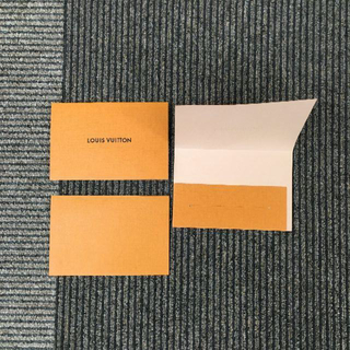 ルイヴィトン(LOUIS VUITTON)のルイヴィトン(Louis Vuitton) 封筒 40枚セット(ラッピング/包装)