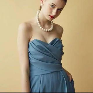 ラグナムーン(LagunaMoon)のラグナムーン ベアパンツドレス(その他ドレス)