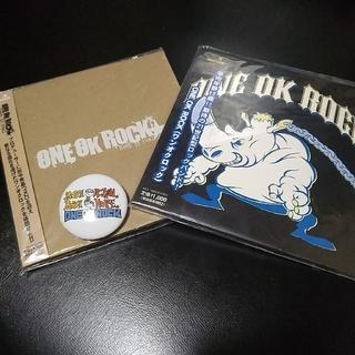ONE OK ROCK - ワンオク ONE OK ROCK Keep it real 廃盤CDセット