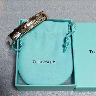 ティファニー(Tiffany & Co.)のティファニー 1837 ナローカフバングル(バングル/リストバンド)