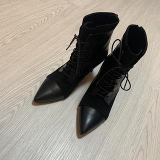 ギンザカネマツ(GINZA Kanematsu)のGINZA kanematsu 銀座かねまつ ショートブーツ(ブーツ)