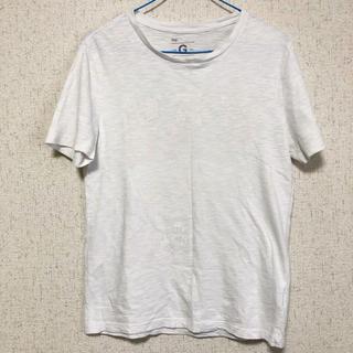 ギャップ(GAP)のGAP ギャップ 半袖 Tシャツ 白シャツ(Tシャツ/カットソー(半袖/袖なし))