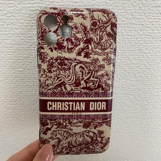 ディオール(Dior)のiPhone 11PRO スマホケース ディオール 雑誌付録(iPhoneケース)