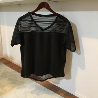 イング(INGNI)のブラウス Tシャツ(シャツ/ブラウス(長袖/七分))