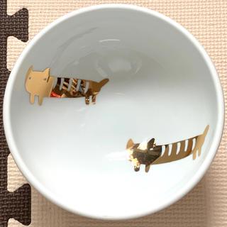 ツモリチサト(TSUMORI CHISATO)のツモリチサト サラダボウル ねこ 新品(食器)