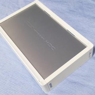 アイオーデータ(IODATA)の外付けHDD 500GB IO DATA HDC-U500(PC周辺機器)