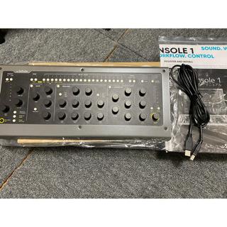 softube console 1 mk2 美品 追加データ全部込で55000円(MIDIコントローラー)