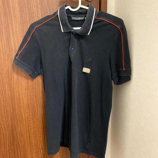 ドルチェアンドガッバーナ(DOLCE&GABBANA)のドルチェ&ガッバーナ メンズポロシャツ(ポロシャツ)