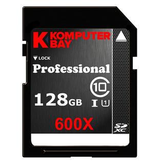 サンディスク(SanDisk)のKomputerbay 128ギガバイト SDXC メモリーカード(その他)