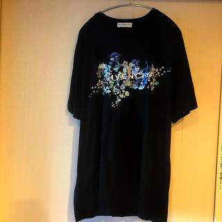 ジバンシィ(GIVENCHY)の【底値】GIVENCY ジバンシー   ロゴTシャツ(Tシャツ/カットソー(半袖/袖なし))