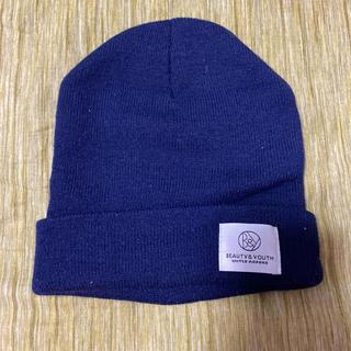 ビューティアンドユースユナイテッドアローズ(BEAUTY&YOUTH UNITED ARROWS)のUNITED ARROWS ニット帽(ニット帽/ビーニー)