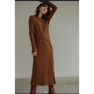 トゥデイフル(TODAYFUL)のlittle suzie one-piece leggings set(ロングワンピース/マキシワンピース)