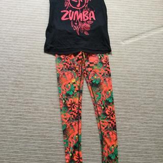 ズンバ(Zumba)のZUMBA  ズンバ セット(ダンス/バレエ)