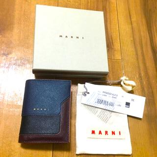 マルニ(Marni)のマルニ  折り財布 ミニ財布(財布)