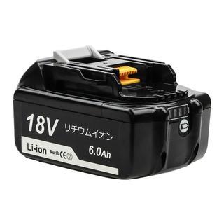 マキタ 残量表示 BL1860B 互換 バッテリー 6.0Ah 電動工具(その他)