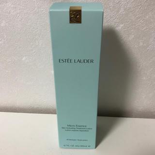 エスティローダー(Estee Lauder)のエスティローダー マイクロ エッセンス ローション 化粧水 200ml 新品(化粧水/ローション)