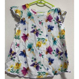 フェフェ(fafa)のfafaフェアリー柄Tシャツ新品110サイズ(Tシャツ/カットソー)