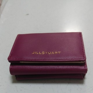 ジルスチュアート(JILLSTUART)のJILLSTUART三つ折り財布(折り財布)
