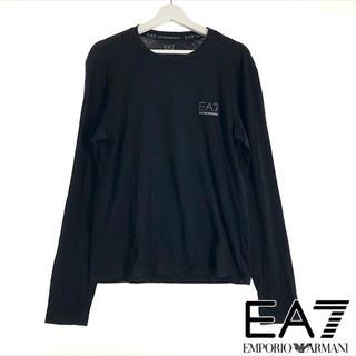 エンポリオアルマーニ(Emporio Armani)のエンポリオアルマーニ ワンポイント ロゴ ロンT(Tシャツ/カットソー(七分/長袖))