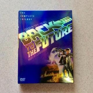 バック・トゥ・ザ・フューチャー トリロジー・ボックスセット DVD