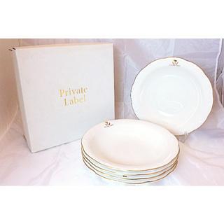 プライベートレーベル(PRIVATE LABEL)のPrivate Lavel プライベートレーベル カレー&パスタ皿セット(食器)