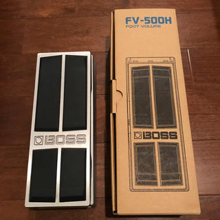 ボス(BOSS)のBOSS ( ボス )  FV-500H ボリュームペダル(その他)