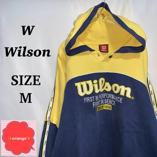 ウィルソン(wilson)の【90s】【希少】Wilson ウィルソン パーカー(パーカー)