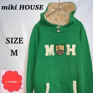ミキハウス(mikihouse)の【90s】【希少】miki HOUSE ミキハウス めちゃカワ パーカー(パーカー)
