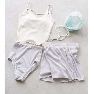 カスタネ(Kastane)のBack Open swimwear 4SET(水着)
