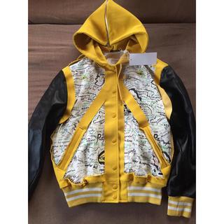 マルタンマルジェラ(Maison Martin Margiela)の40新品 メゾン マルジェラ レディース ブルゾン パーカー シャツ ジャケット(ニット/セーター)