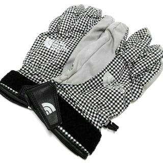 ザノースフェイス(THE NORTH FACE)のノースフェイス 手袋 XS レディース(手袋)