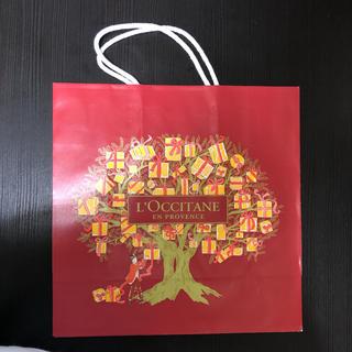 ロクシタン(L'OCCITANE)のロクシタン ショップ袋  ショッパー(ショップ袋)