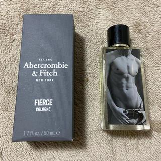 アバクロンビーアンドフィッチ(Abercrombie&Fitch)の【外箱付き】アバクロコロン 香水Abercrombie&Fitch FIERCE(ユニセックス)