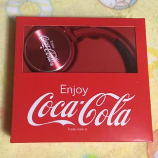 コカコーラ(コカ・コーラ)のコカ・コーラ ヘッドホン(ヘッドフォン/イヤフォン)