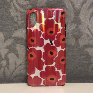 マリメッコ(marimekko)の値下げ中 marimekko iPhone x/xs case(iPhoneケース)