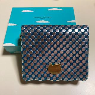 ツモリチサト(TSUMORI CHISATO)の新品未使用 ツモリチサト キラキラ折り財布(財布)