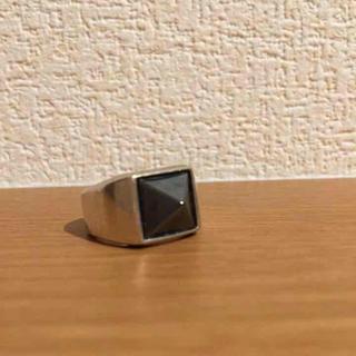 オニキスリング925(リング(指輪))