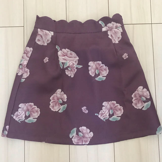 ロジータ(ROJITA)の台形スカート(ミニスカート)
