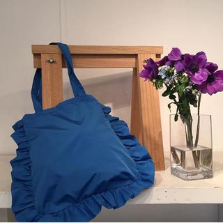 アトリエドゥサボン(l'atelier du savon)のiami フリルbag(トートバッグ)